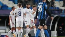 Video Duel Sengit Madrid Vs Inter: Los Blancos Menang 3-2