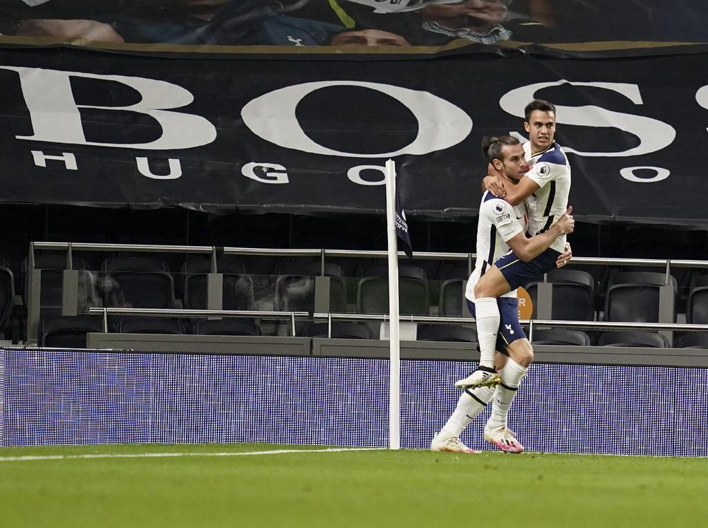 Gareth Bale Kini Beda, Lebih Bahagia