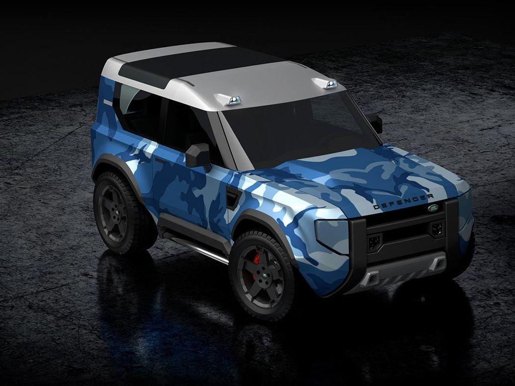 Seandainya Land Rover Defender Dibikin Jadi SUV Mungil