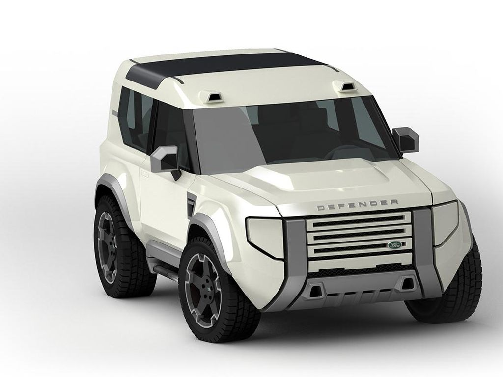 Land Rover Akan Lahirkan Defender Versi Mungil, Bakal Jadi Lawan Suzuki Jimny?