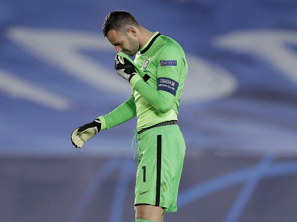 Handanovic: Inter Harusnya Bisa Kalahkan Madrid