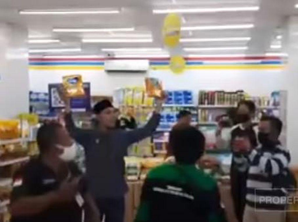 Video Polri-TNI Bakal Amankan Pusat Perbelanjaan dari Aksi Sweeping