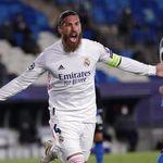 Sergio Ramos Tembus 100 Gol di Real Madrid