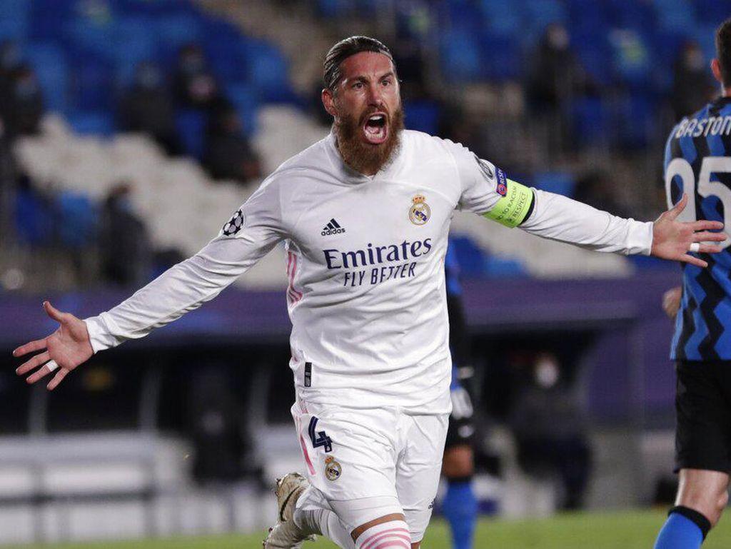 Jelang Atalanta Vs Madrid: Pemain La Dea Ini Fan Sergio Ramos