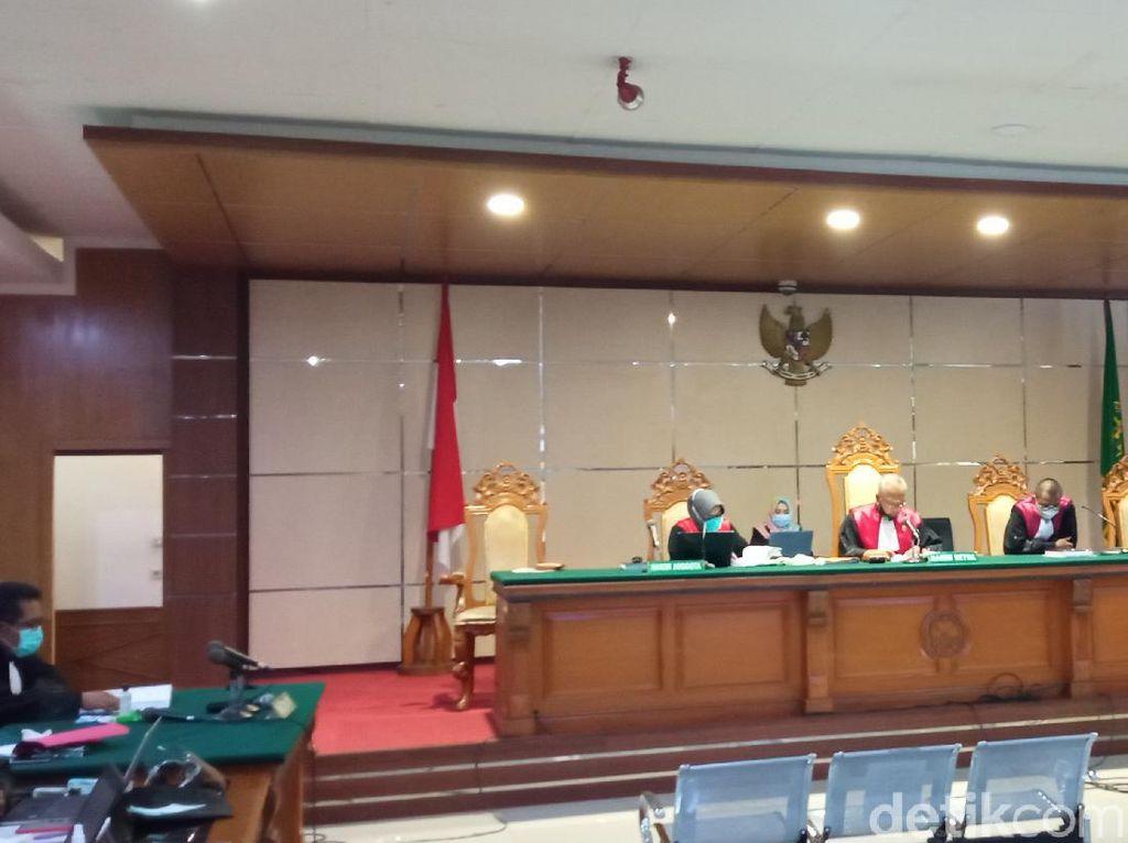 Terlibat Kasus RTH, Dadang Suganda Didakwa Terima Duit Rp 19 Miliar
