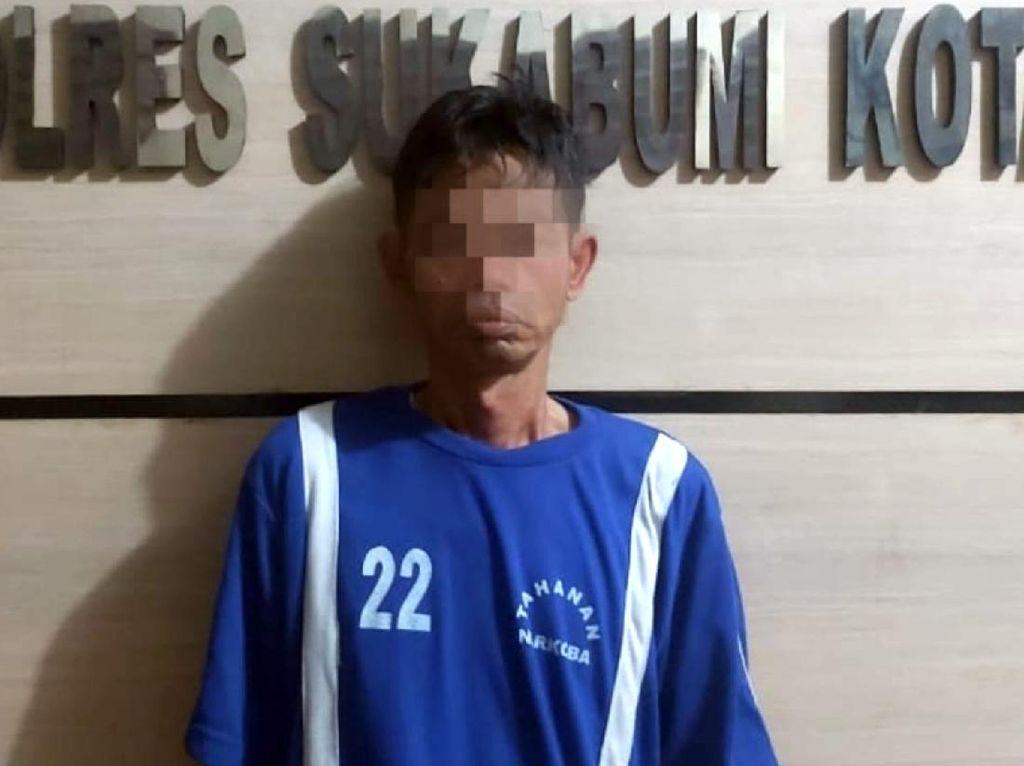 Bosan Jadi Sopir Angkot, Pria di Sukabumi Nekat Edarkan Sabu
