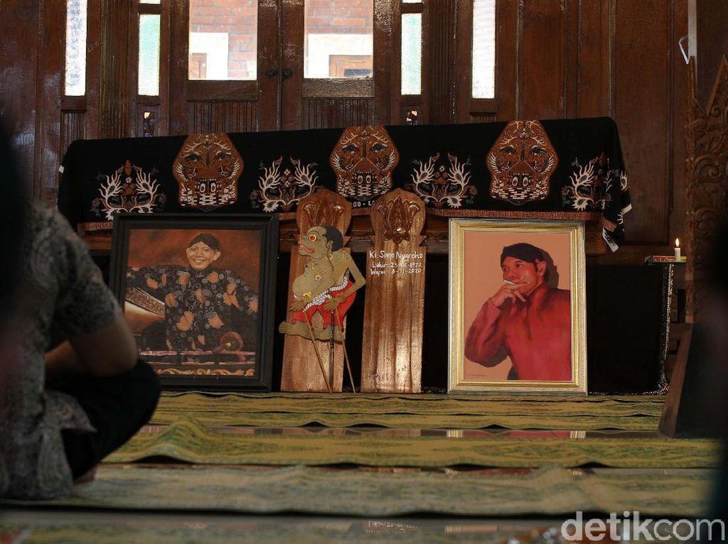 Dalang Ki Seno Dikenal Sebagai Pribadi Low Profile