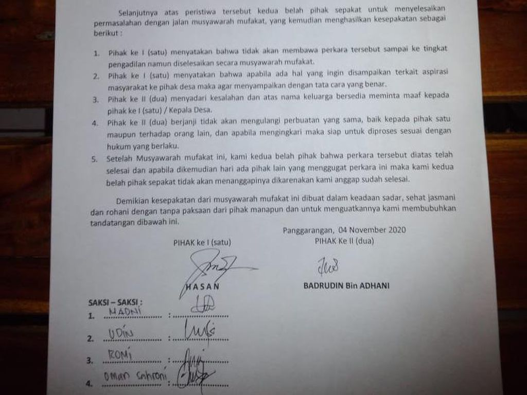 Pria Posting Ibu Hamil Ditandu di Lebak Via Medsos Diminta Buat Pernyataan