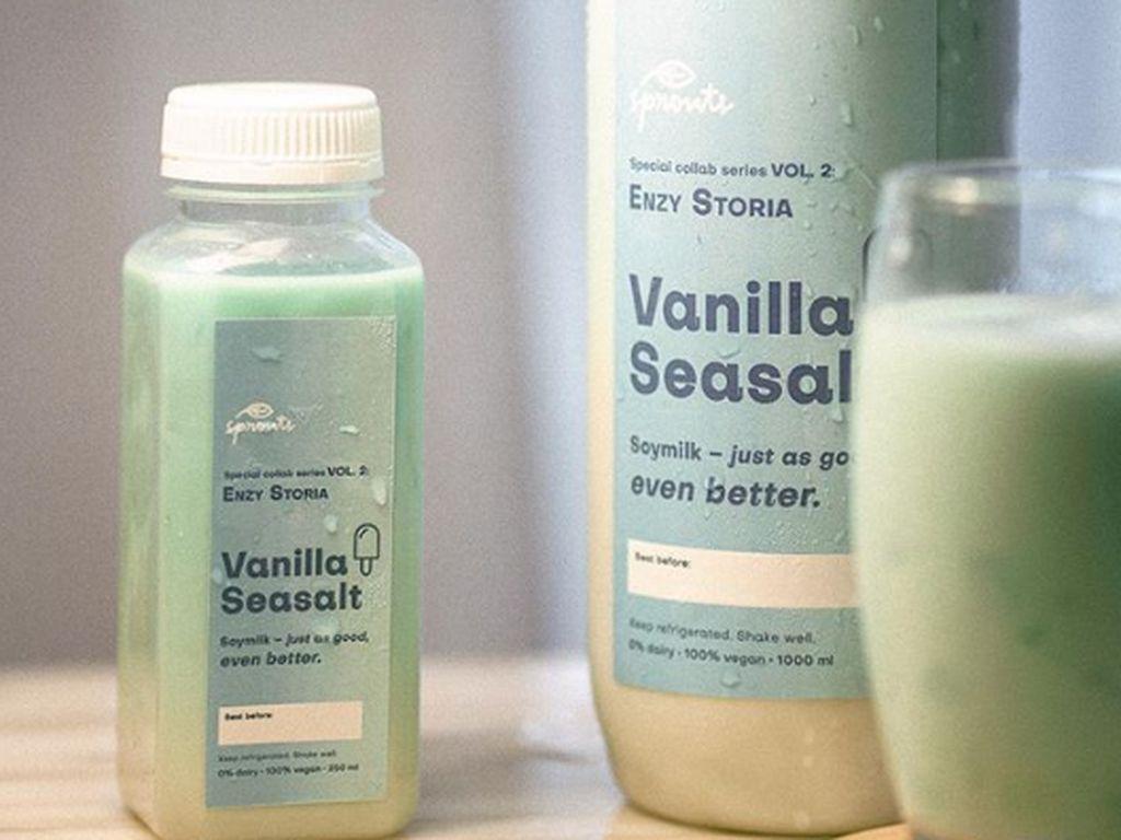 5 Susu Kekinian Rasa Buah hingga Sea Salt Ada di Sini, Cobain Yuk!
