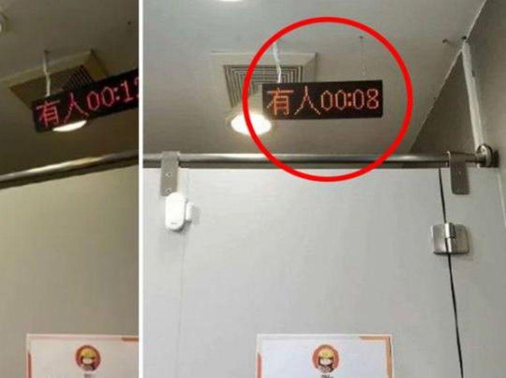 Pasang Timer di Toilet Karyawan, Perusahaan Ini Dapat Banyak Kecaman Netizen