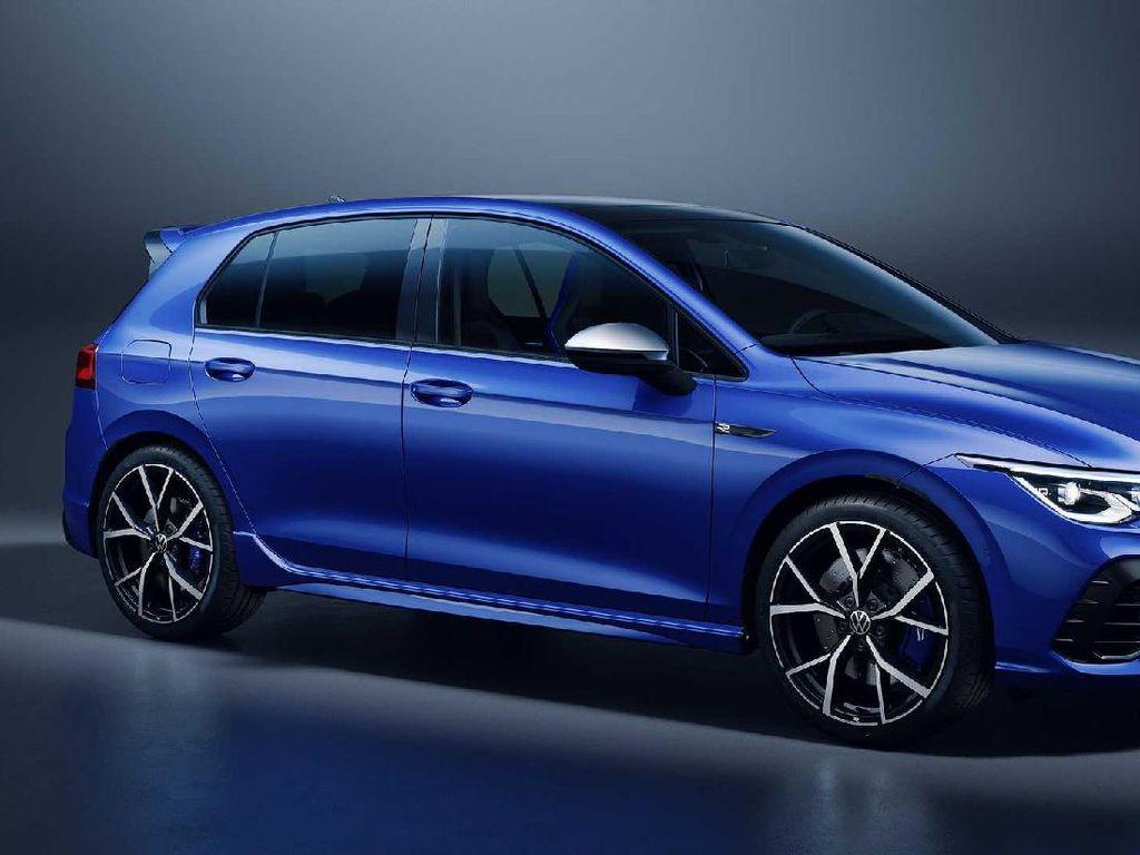 VW Golf Generasi Terbaru Meluncur dengan Mesin Lebih Powerful