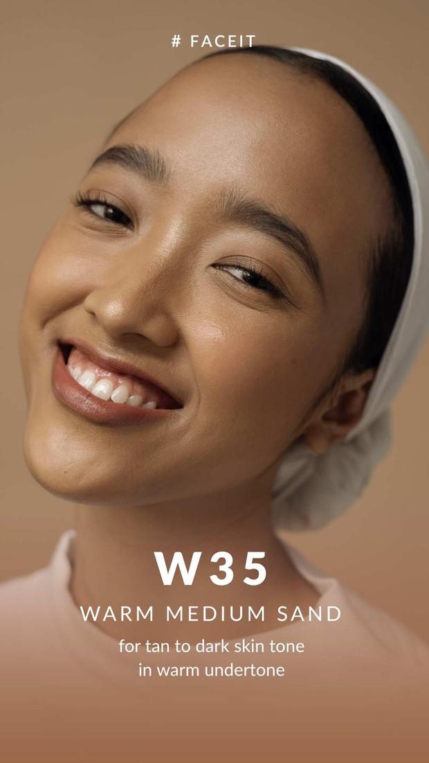 W35 - WARM MEDIUM SAND/BLP