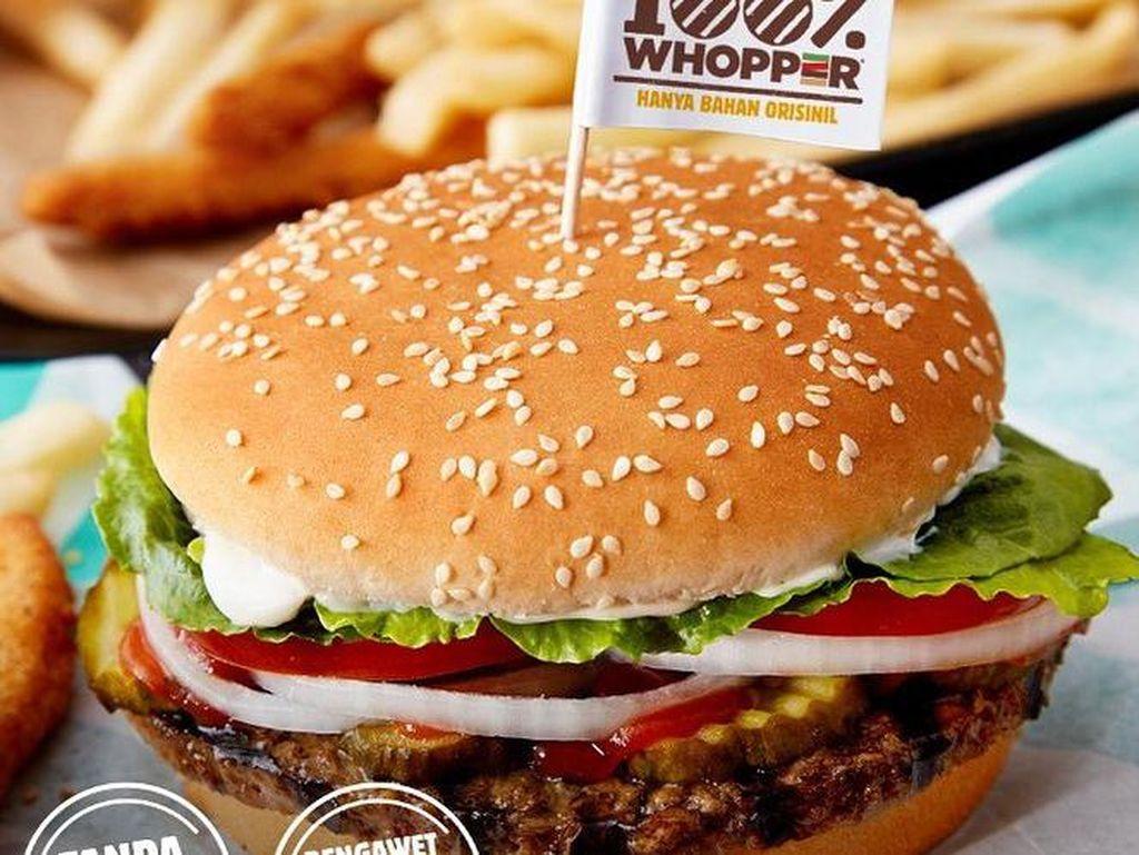 Kecoa Hidup di J.Co hingga Burger King Minta Pelanggan Beli Makanan di McD