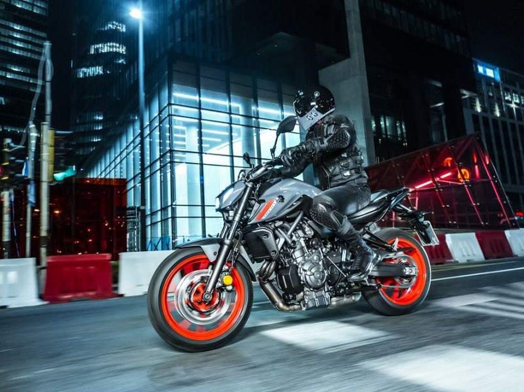 Yamaha MT-07 2021 Resmi Dirilis, Tampang Berubah Total
