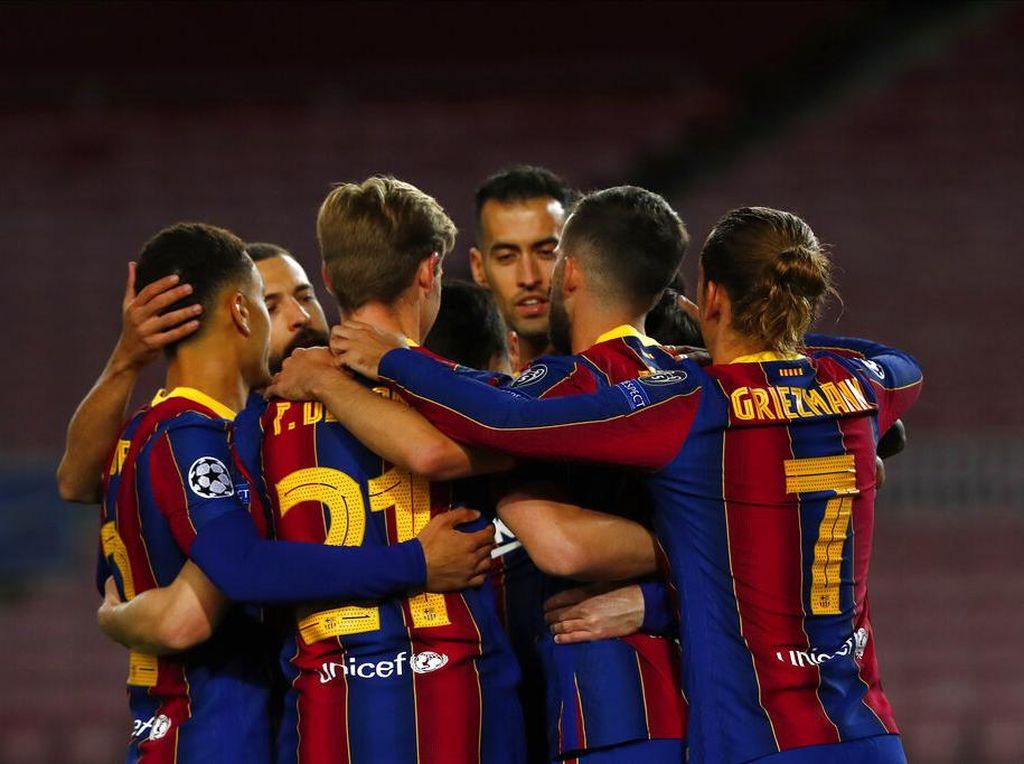 Kiev Vs Barcelona: Los Cules Justru Lebih Oke Tanpa Messi