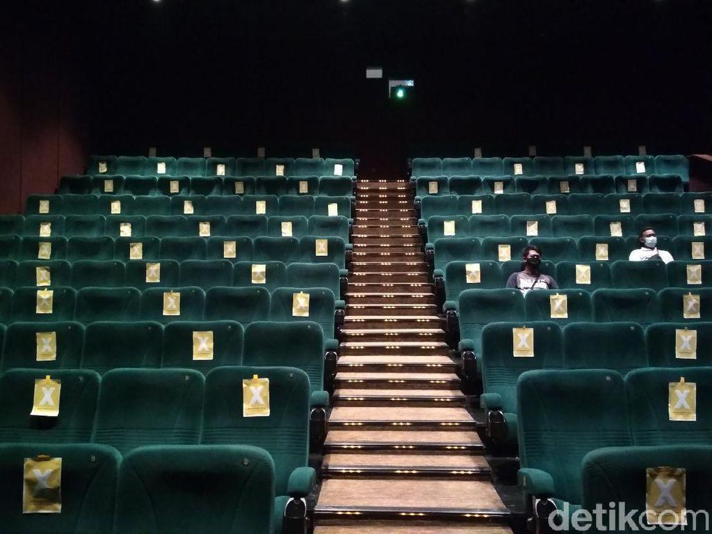 Ngenes!Omzet Bioskop Hilang Nyaris Rp 30 Juta/Hari