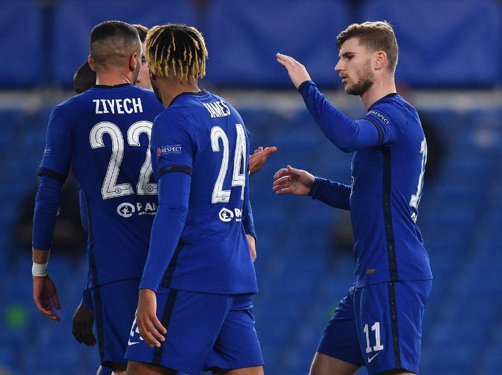 Kemenangan yang Sepantas-pantasnya untuk Chelsea