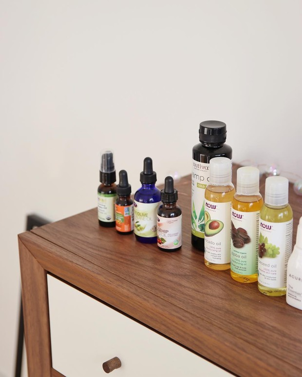 Tips memilih face oil.