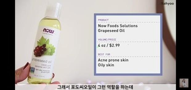 Face oil untuk kulit normal.