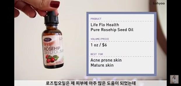 Face oil untuk kulit berjerawat.