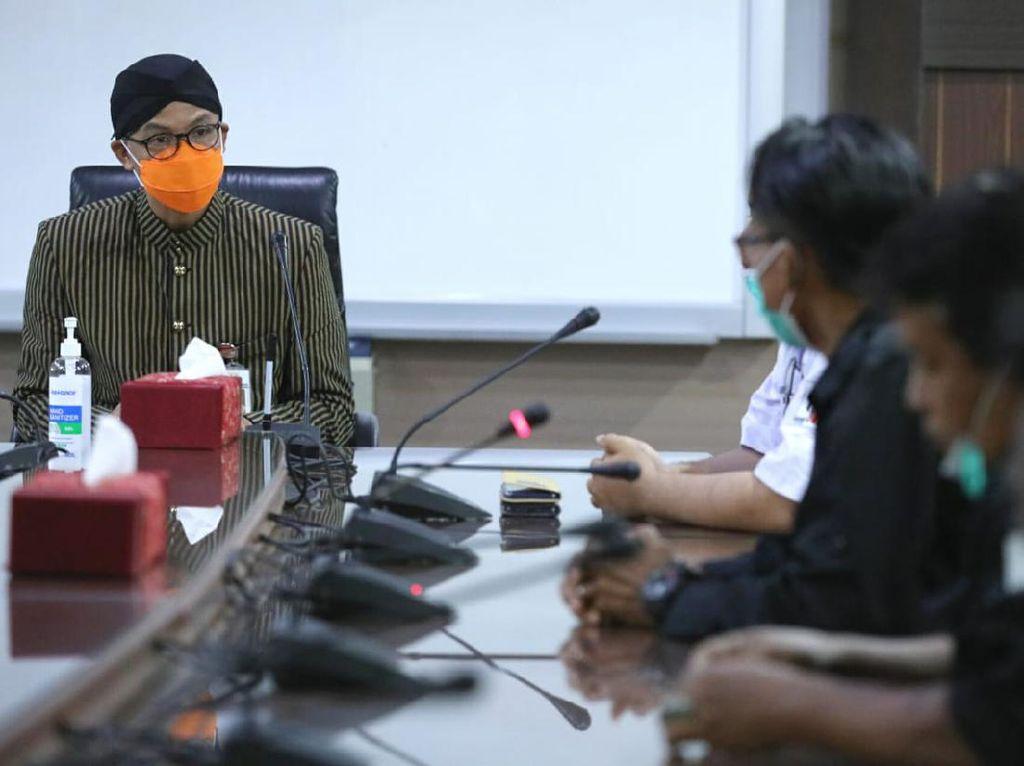 Buruh Backup Ganjar Bila Digugat Pengusaha soal UMP Naik