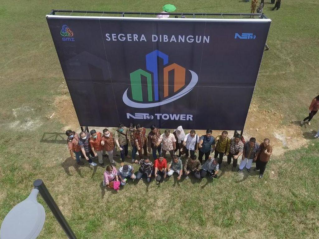 Pembangunan Net89 Tower Bukti Reputasi dan Prestasi Nyata PT SMI
