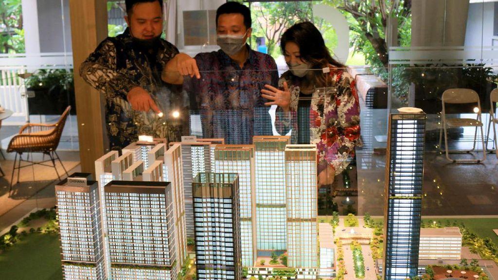 Hunian Vertikal untuk Ekspatriat Jepang di Timur Jakarta