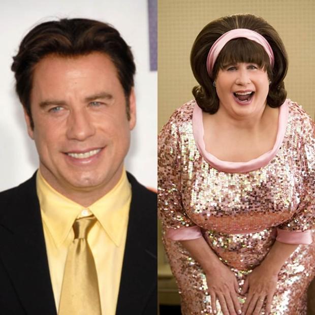 Aktor John Travolta berhasil memerankan tokoh yang enggak biasa dalam film Hairspray.