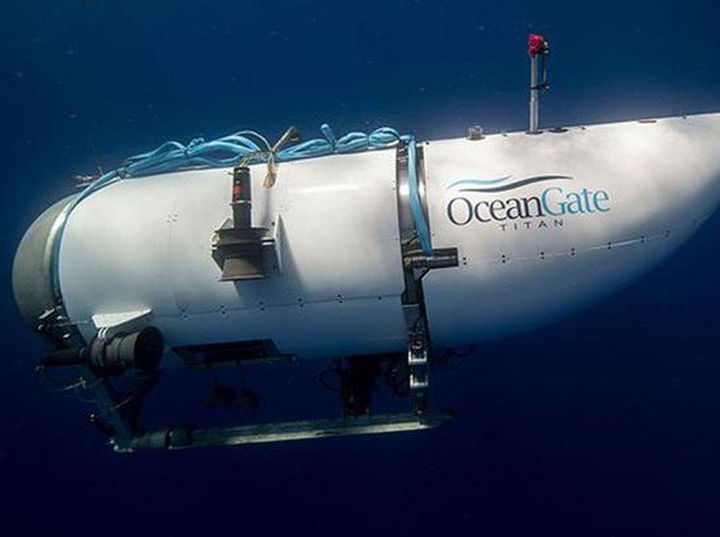 Ada Tur Spesial Menuju Bangkai Kapal Titanic, Siapa Mau?
