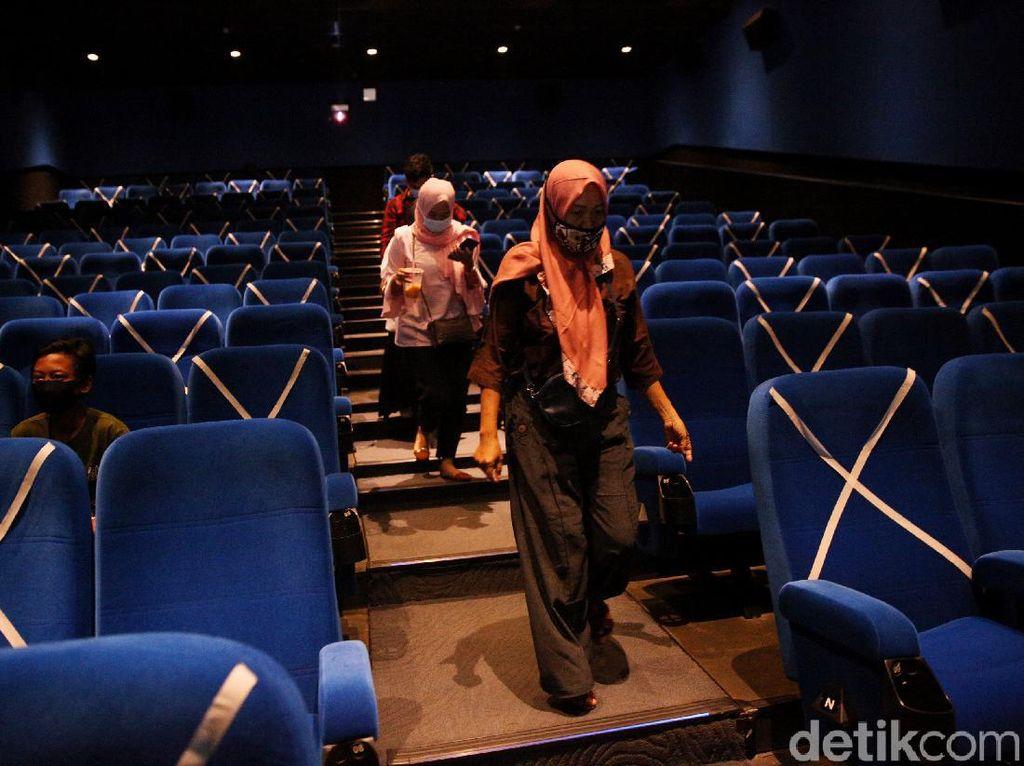 Pintu Teater Bioskop Buka Hari Ini, Simak 3 Faktanya