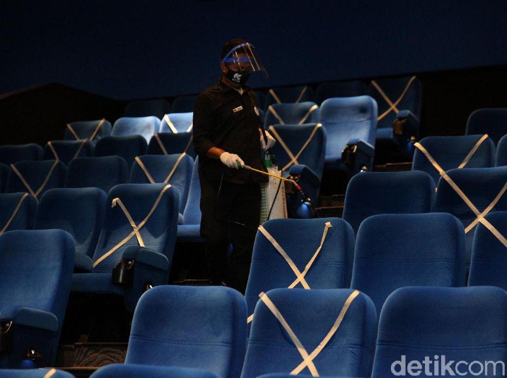 Bioskop XXI di Jakarta Sudah Buka!