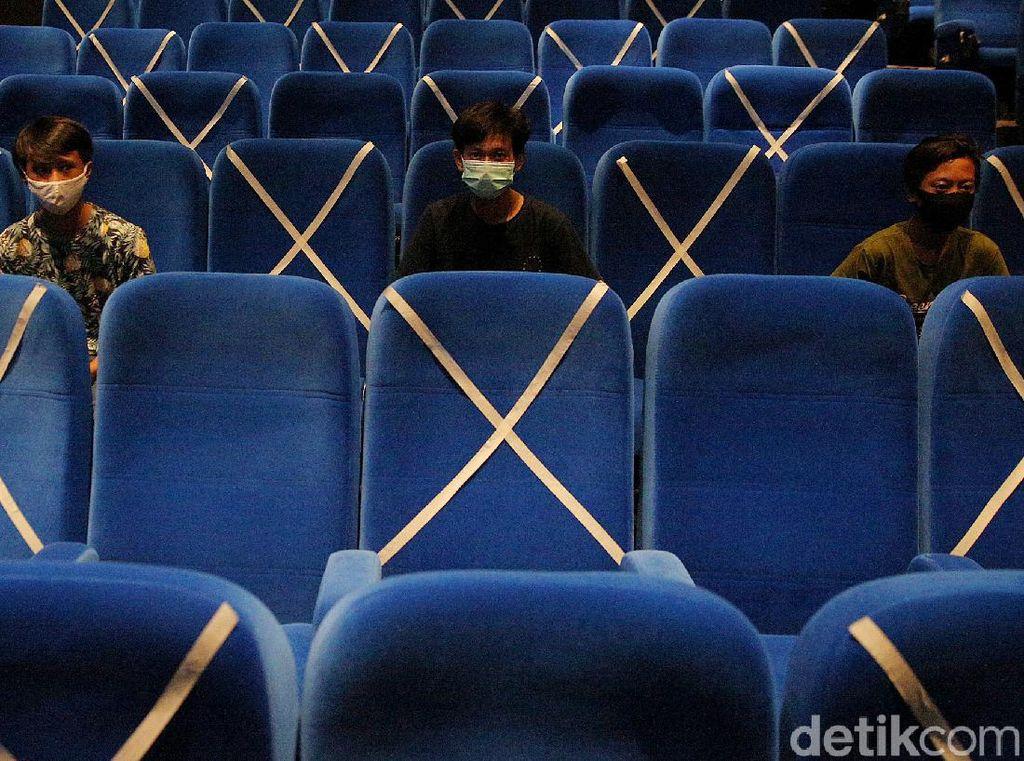 Kembalinya Aktivitas Nonton Bioskop di Bekasi