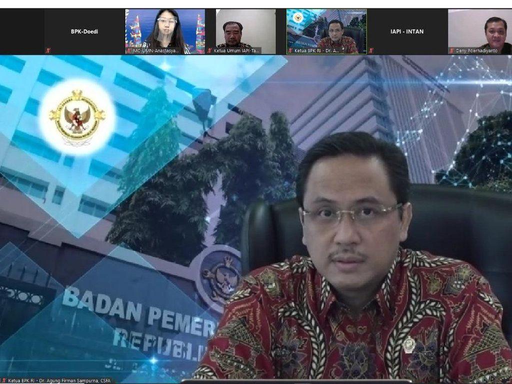 Ketua BPK Harap Profesi Akuntan Publik Makin Profesional & Terpercaya