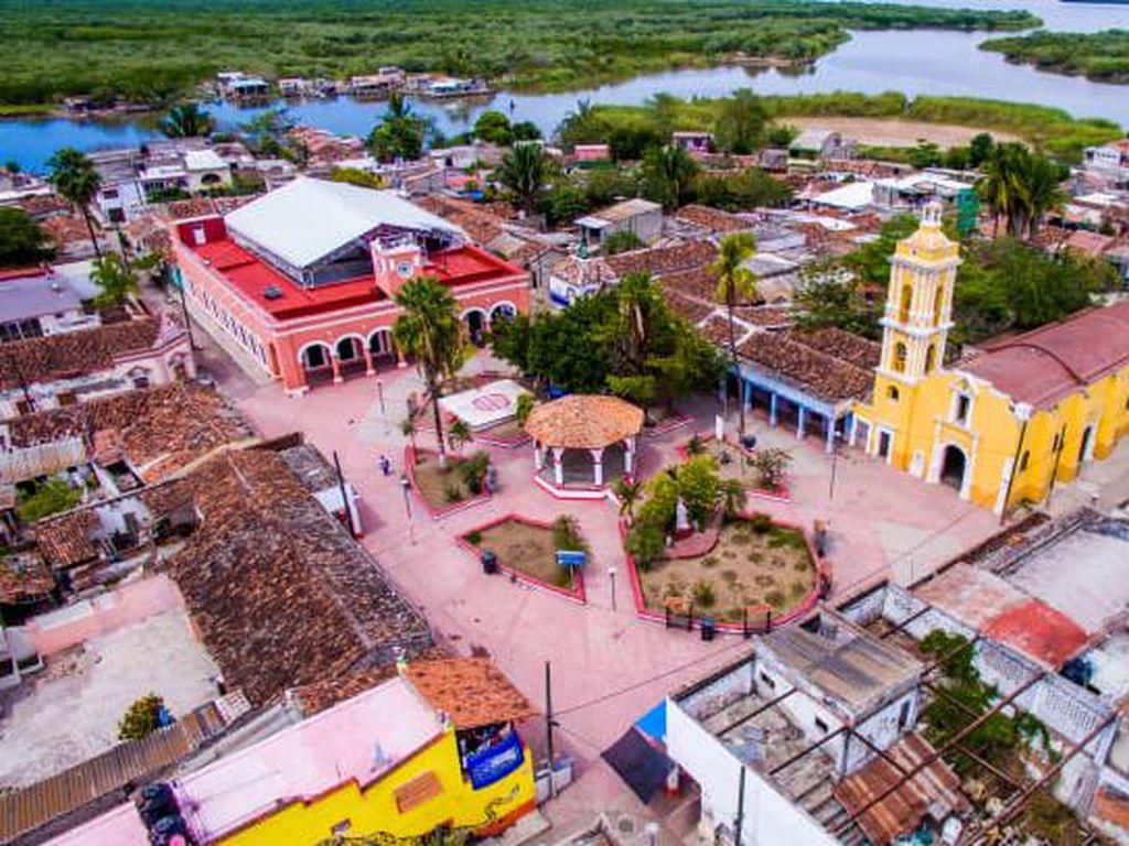 Kota di Meksiko Mendapatkan Kembali Status Ajaibnya
