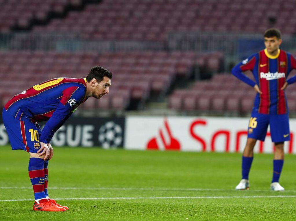 Lionel Messi Capek