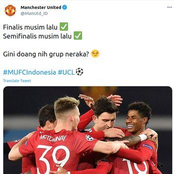 manchester united liga champions