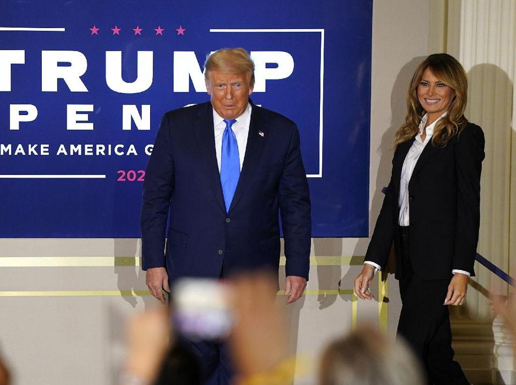 Trump Sebut Pilres AS Dicurangi dan Dikorupsi
