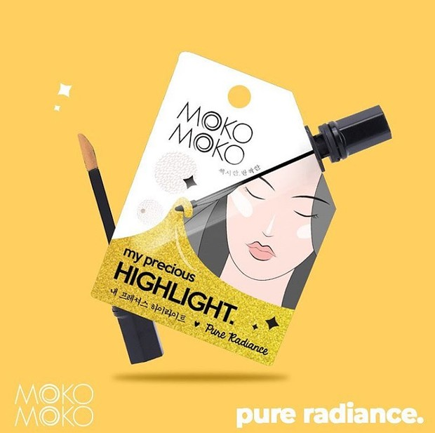 Moko Moko Highlighter Pure Radiance