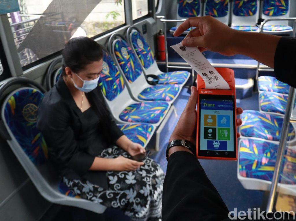 Naik Trans Metro Bandung dan Bandros Kini Bisa Pakai Aplikasi Lho