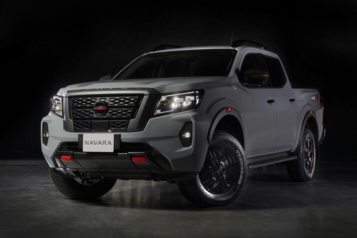 Nissan Navara Terbaru 2020
