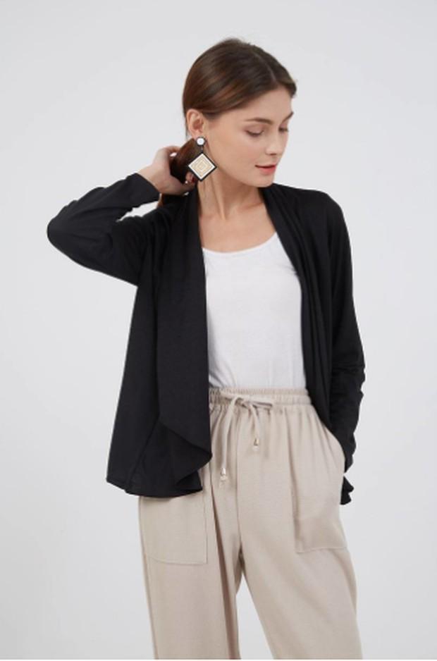 Outfit Cardigan dari Berrybenka/Berrybenka/Shopee.co.id