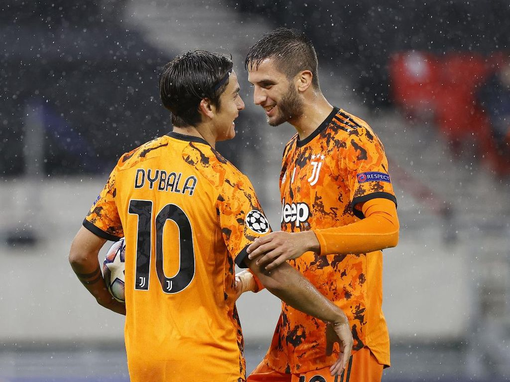 Dear UEFA, Dybala Minta Tambahin Golnya Nih... Kasih atau Enggak?