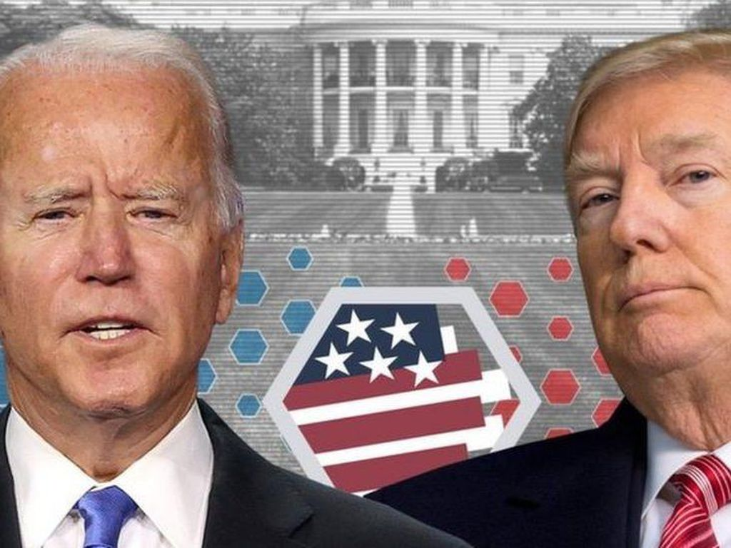 Biden Vs Trump di Pilpres Amerika 2020: Begini Kebijakan Masing-masing Terkait Kesehatan