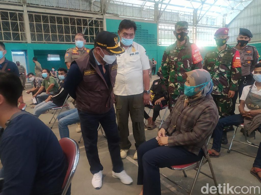 Pelanggar Prokes di Sidoarjo Turun, Tapi Operasi Yustisi Tetap Diperketat