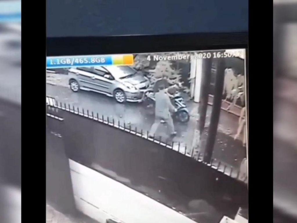 Detik-detik Maling Spion yang Kepergok di Tebet