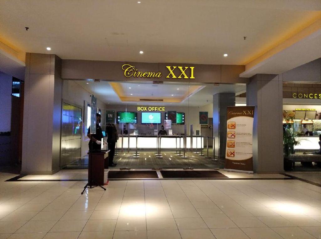 Bioskop di Gorontalo Mulai Buka, tapi Ada Pengelola Belum Taat Prokes