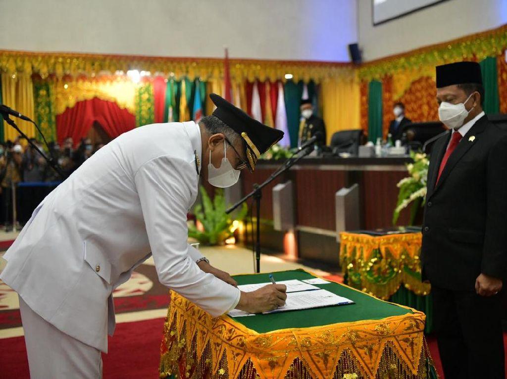 Partai Pengusung Belum Bahas 2 Nama Calon Wagub Aceh