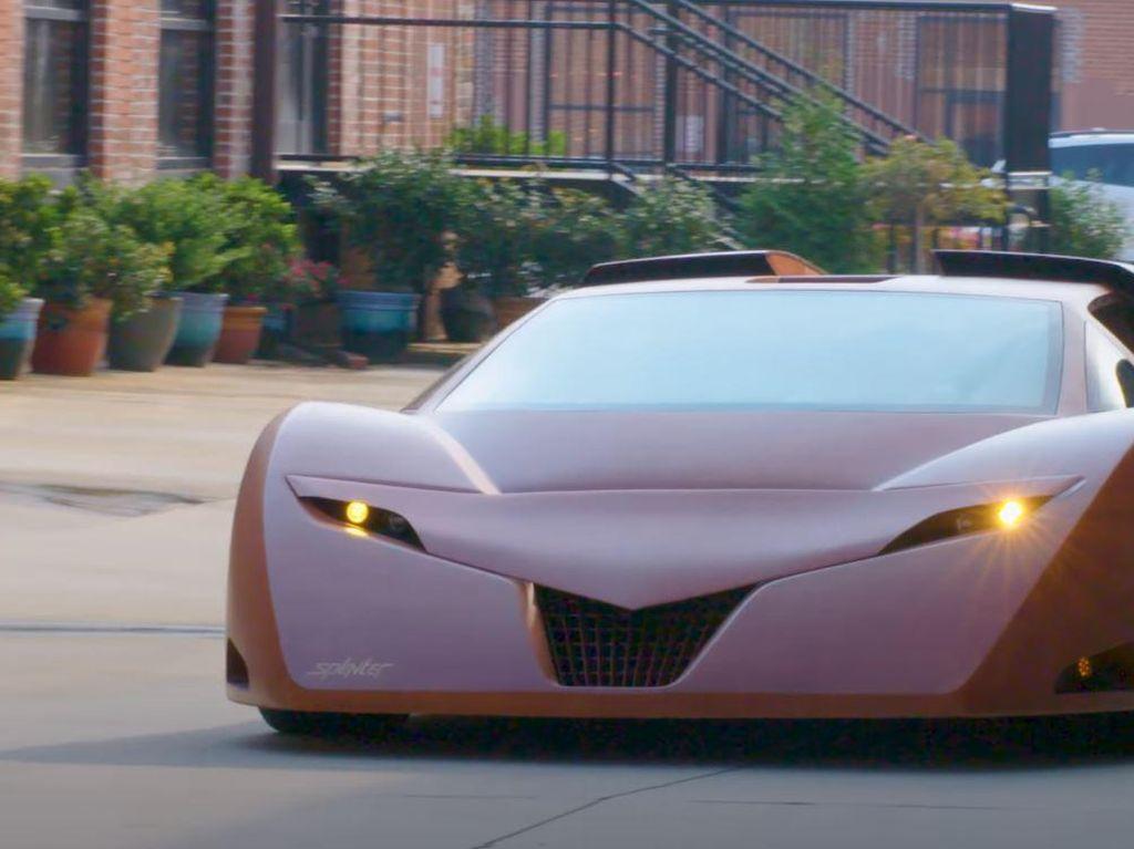 Percaya atau Tidak, Supercar Ini Terbuat dari Kayu
