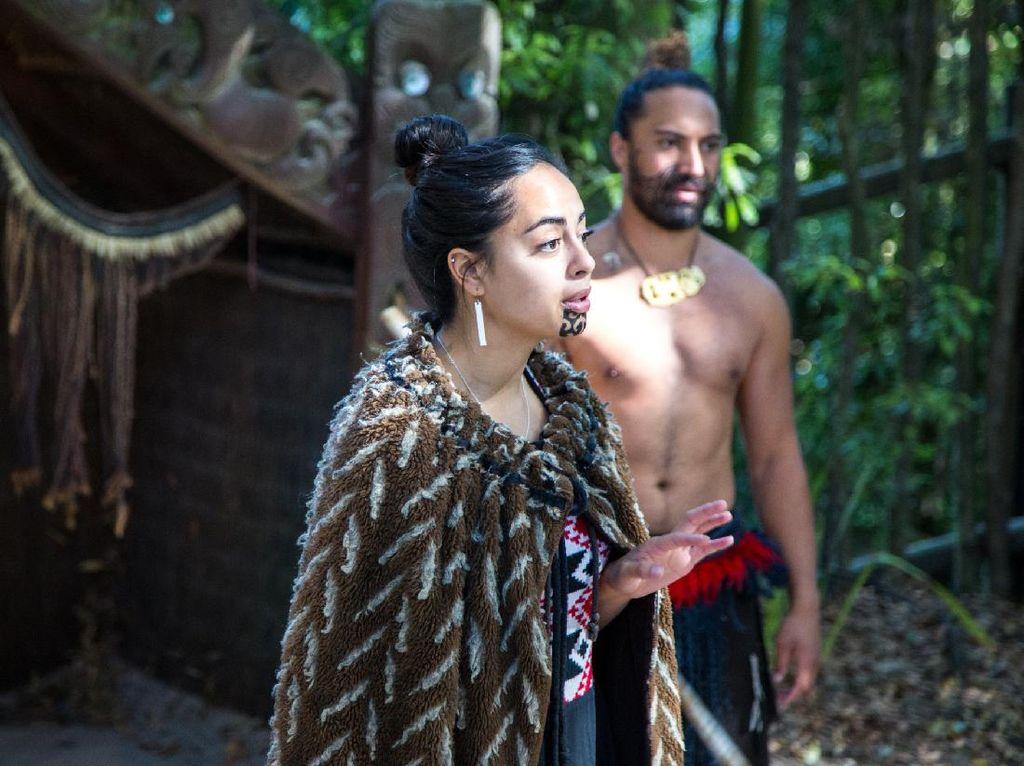 Tato Moko Suku Maori Identik dengan Dewa-Dewa, Dilarang Seks Buru-buru