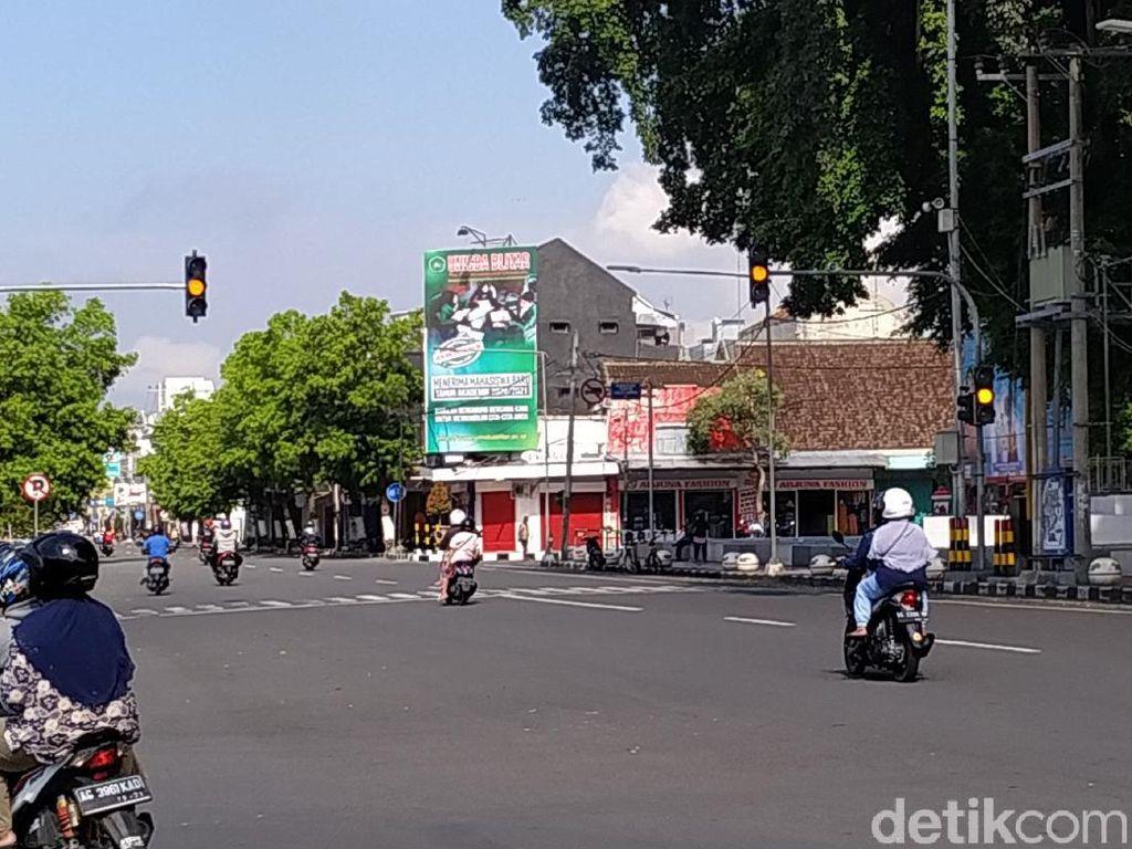 Ingatkan Waktu Salat, Traffic Light di Kota Blitar Kumandangkan Adzan